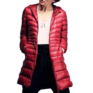 17bb2ec9ce DOUDOUNE Doudoune Femmes Taille Mode hiver plus chaud mant