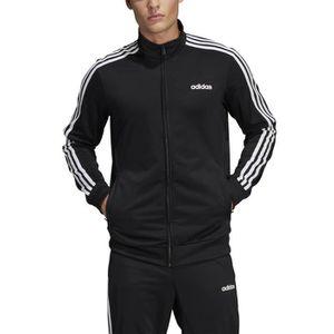 veste survetement adidas noir bombers homme