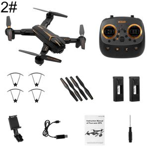 DRONE XS812 GPS 5G WFi 1080P Caméra Grand Angle Altitude
