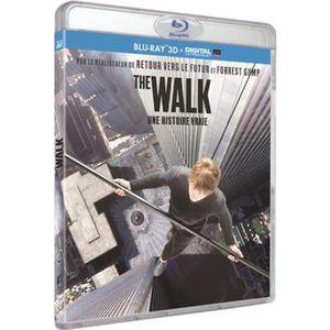 BLU-RAY FILM THE WALK 3D - Blu-ray 3D + Copie digitale [ Film d