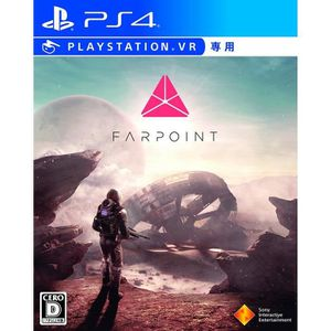 JEU PS4 Farpoint VR GAME SONY PS4 PLAYSTATION 4 Import Jap