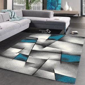 tapis bleu achat vente tapis bleu pas cher soldes d s le 10 janvier cdiscount. Black Bedroom Furniture Sets. Home Design Ideas