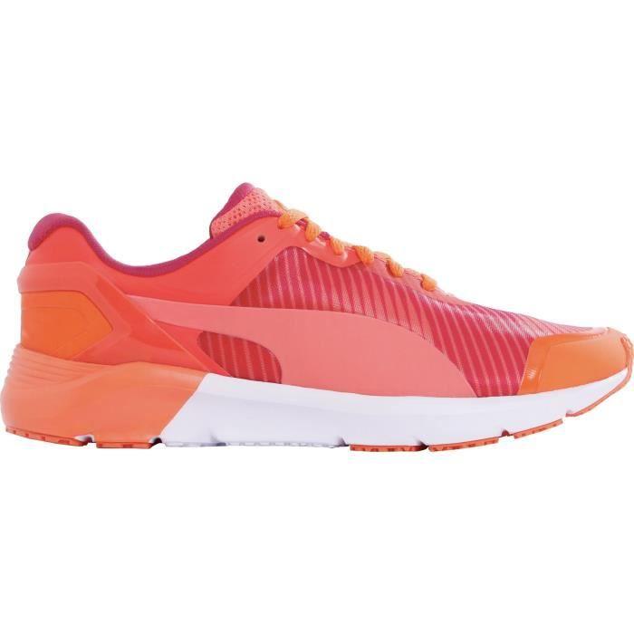 PUMA Chaussures PULSE PWR XT CORE - Femme - Rose / Orange
