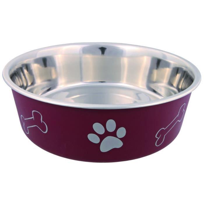 TRIXIE Ecuelle en acier inox pour chien
