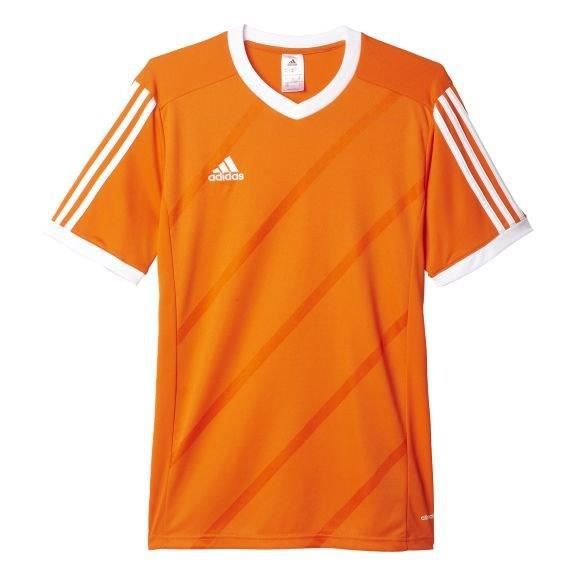 separation shoes 9a9aa 6a919 MAILLOT DE FOOTBALL ADIDAS TABE 14 T-shirt homme - Orange