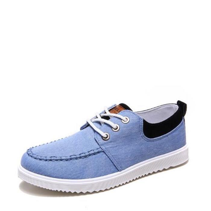 Sneaker Hommes Classique Confortable randonnée Marque De Luxe Moccasins Antidérapant été Cool Poids Léger Grande Taille