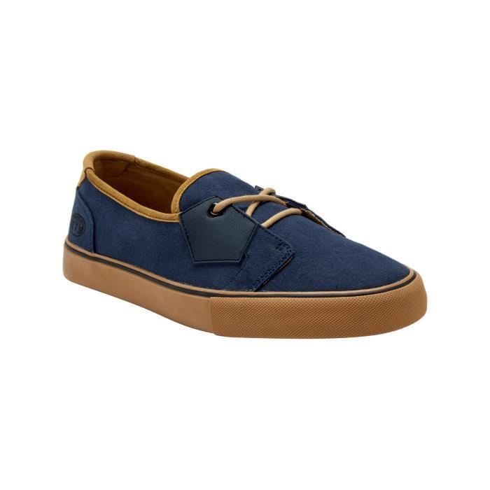 Chaussures Slip-on Animal Dealer Dark Bleu Fonce gVFlCZq