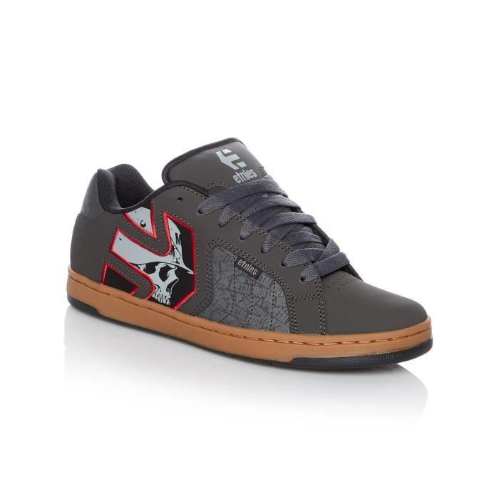 Chaussure Mulisha Fader Gris Etnies 2 Metal xr8r1E