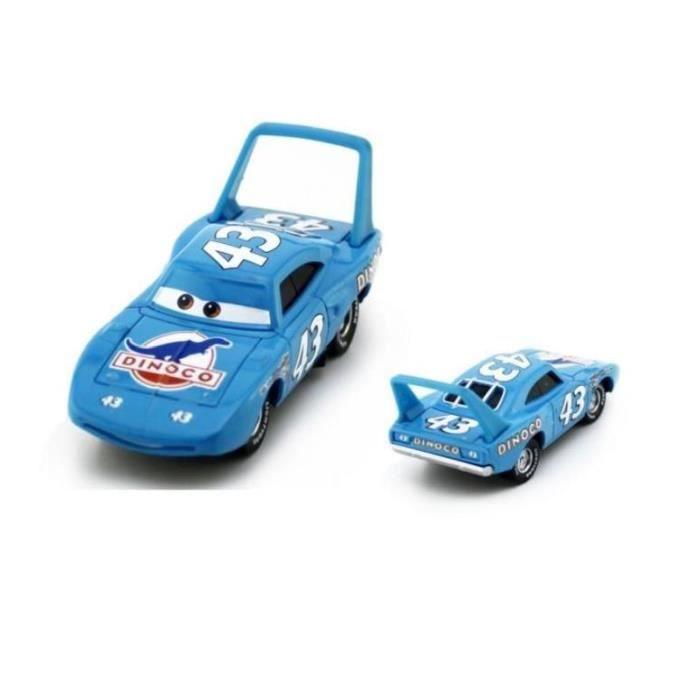 1 pcs Pixar Cars 3 Car king Jouet Voiture Racers pour enfants ...