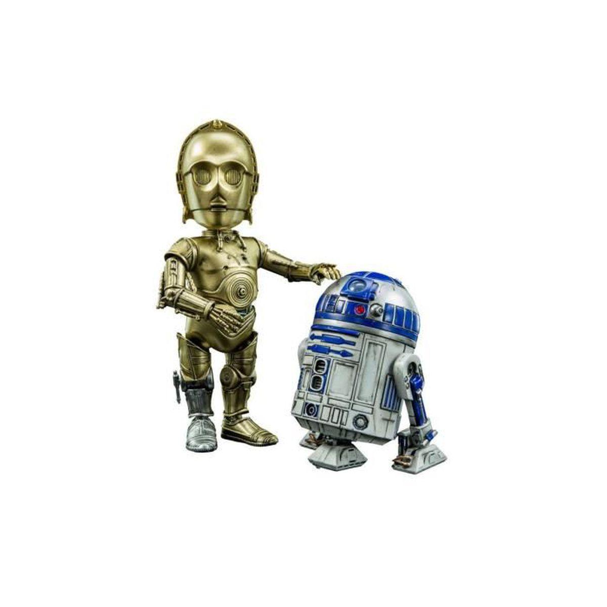R2d2amp; C Pack Star Hybrid Metal 2 Wars Herocross 3po Figurines VSUMqzLGp