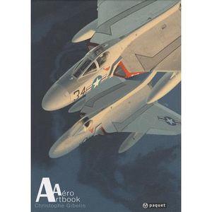 LIVRE SPORT Aéro Artbook