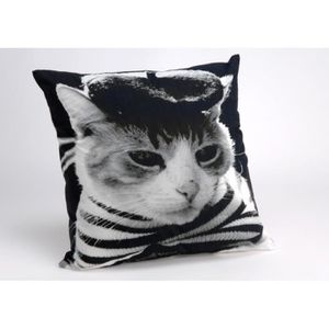COUSSIN Coussin Chat Gavroche Amadeus