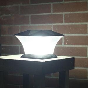 luminaire exterieur pour pilier achat vente pas cher. Black Bedroom Furniture Sets. Home Design Ideas