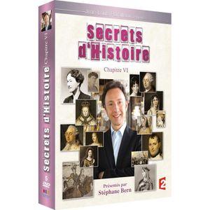 DVD DOCUMENTAIRE SECRETS D'HISTOIRE CHAPITRE 6