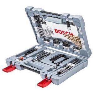 PACK OUTIL A MAIN Coffret Prenium 76 pièces Bosch 2608P00234