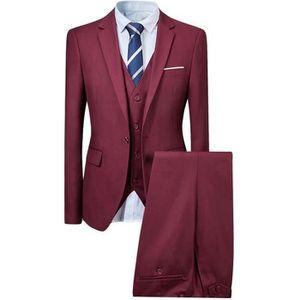 COSTUME - TAILLEUR Costume slim Trois pièces pour homme 23c1446c875