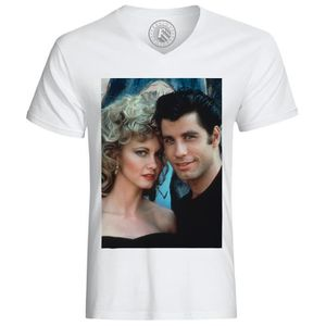 Grease Cher T Vente Pas Shirt Achat 77HPw
