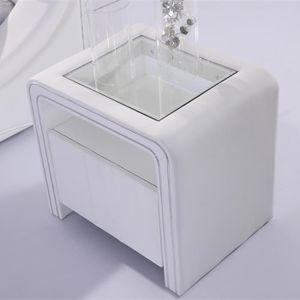CHEVET Chevet Design robuste avec tiroir