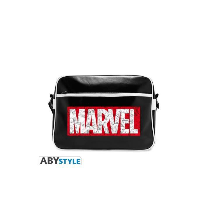 Sac Besace Marvel - Vinyle - ABYstyle