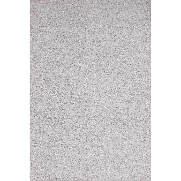RELAX Tapis de salon Shaggy gris 120x170 cm