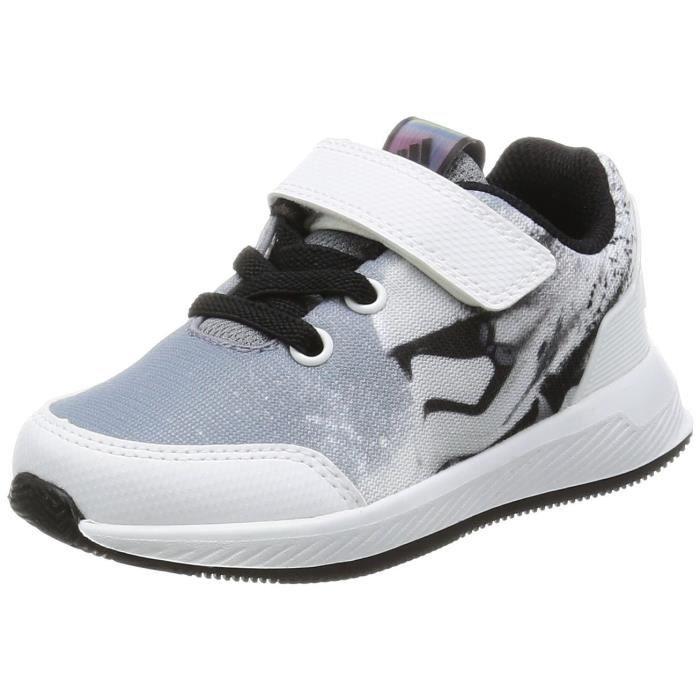 Adidas Star Wars El I, Sneakers Basses Mixte Enfant, Noir