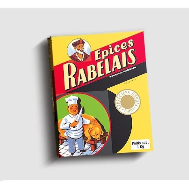 EPICE - HERBE Epices Rabelais extra fines (1 kg)