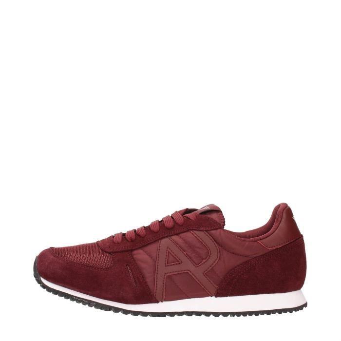 Aj blu Bordeaux Jeans Homme nero Armani Sneakers FBvRF