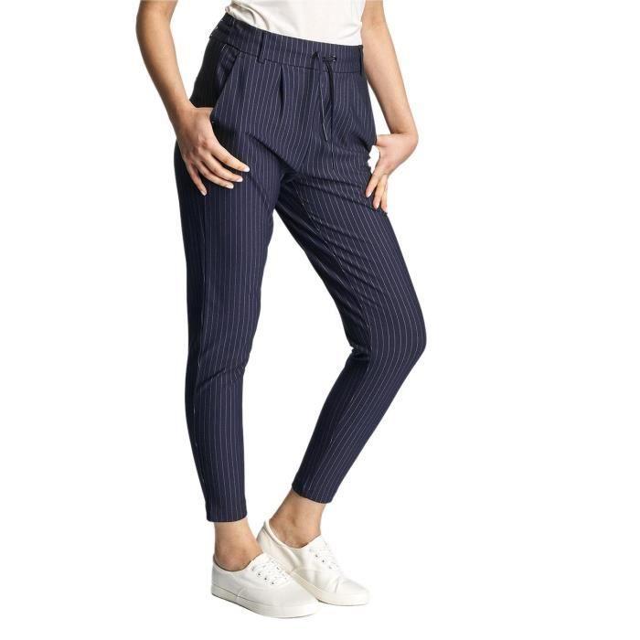 Chino Noir Achat Pantalons Femme Only Shorts Onlpoptrash amp; 6xqHgCwH