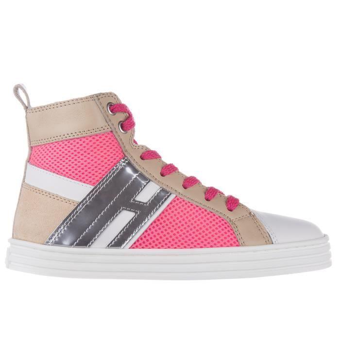 Chaussures baskets sneakers filles altecuir r 141 Hogan Rebel