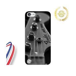 COQUE MP3-MP4 Coque iPod Touch 6 Apple Guitare Bass Fender