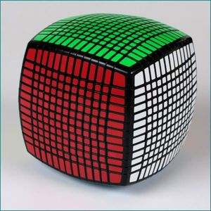 moyu rubik 39 s cube 13x13x13 de la plus haute rubik de rang. Black Bedroom Furniture Sets. Home Design Ideas