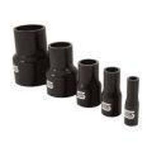 DURITE ADMISSION - AIR Reducteur Silicone Droit - D80-70mm - Noir