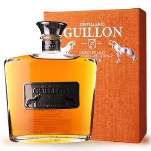WHISKY BOURBON SCOTCH Guillon finition Banyuls 70cl - Etui - Whisky Sing