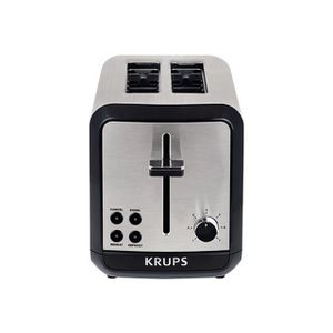 GRILLE-PAIN - TOASTER Krups Savoy KH311010 Grille-pain 2 tranche 2 Empla