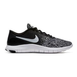 BASKET Chaussures Nike Flex Contact noir gris blanc femme