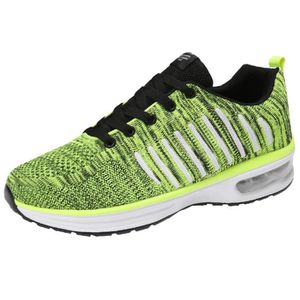 finest selection 6fafc 3cccc CHAUSSURES DE FOOTBALL Chaussures Casual Air Cushion Sport Mesh à lacets