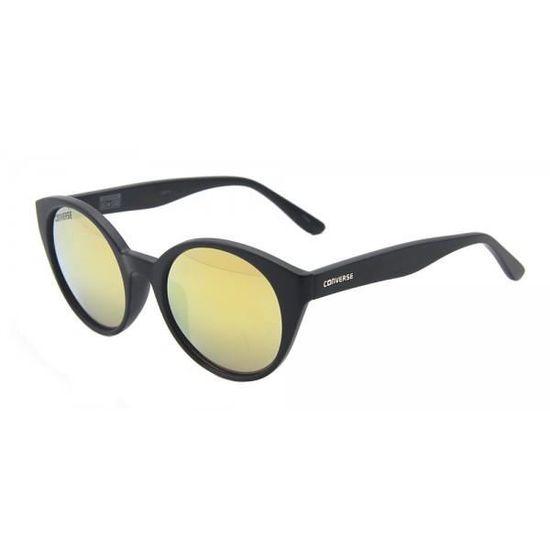 012ba3598615d3 Converse Remdottica B019-140 - Achat   Vente lunettes de soleil Mixte  Adulte Doré - Soldes  dès le 9 janvier ! Cdiscount