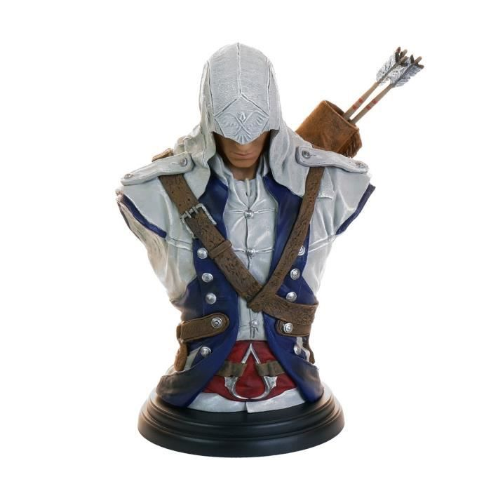 Buste Assassin's Creed III: Connor