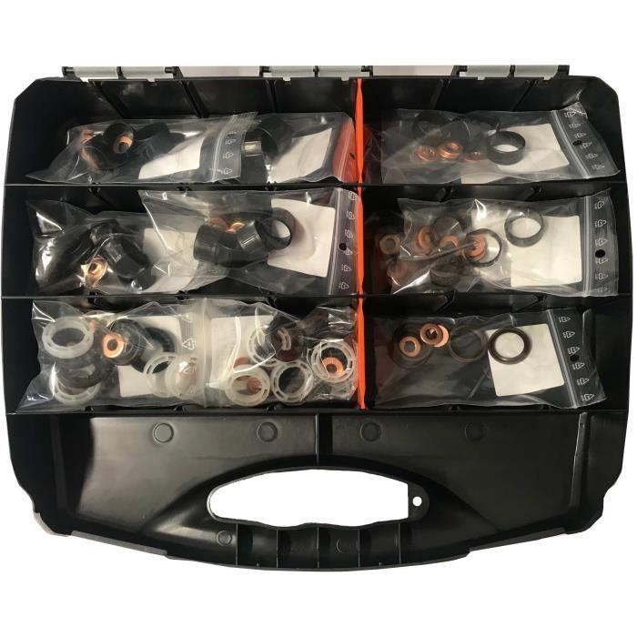 PLANET LINE Coffret de 52 kits montage injecteur