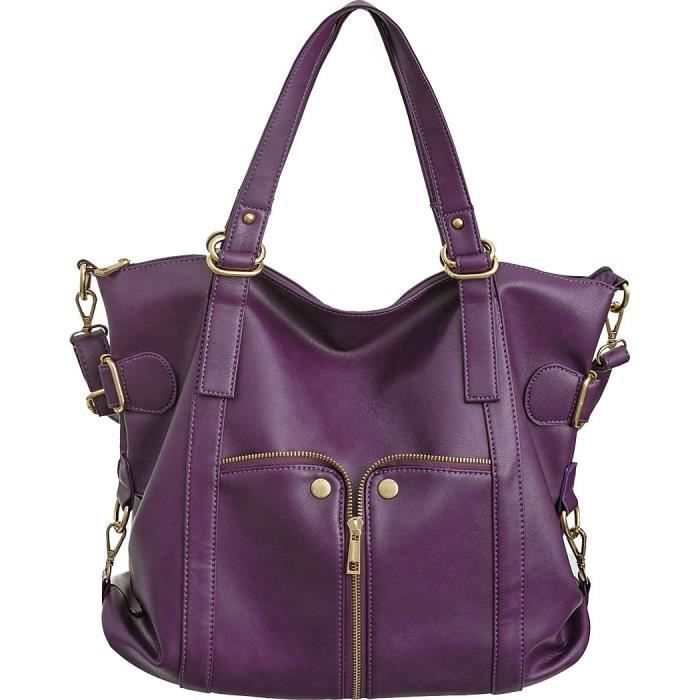 Waverly Grande Croix-corps sac à main Convertible Tote YGY9T