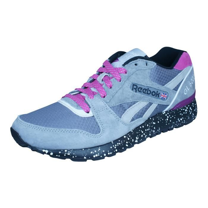 Reebok Classic GL 6000 Trail Baskets - Chaussures Homme Gris 9.5
