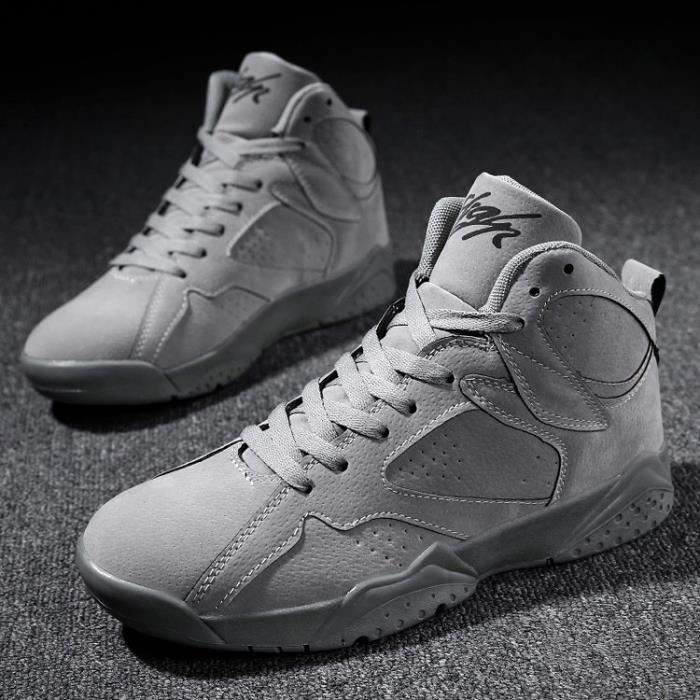 Basketball shoes anti-skid wear-resistant breathable sports shoes