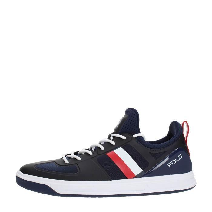 POLO RALPHLAUREN Sneakers Homme NAVY, 40