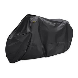 ABRI VÉLO - MOTO 190T Housse de protection pour moto en nylon étanc