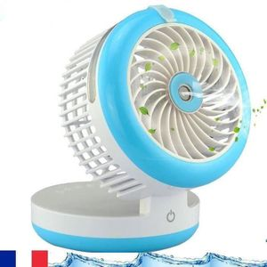 VENTILATEUR Mini ventilateur  Powerbank  Humidificateur puissa