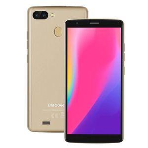 Téléphone portable 5.5'' Blackview A20 Pro 4g smartphone débloqué, An