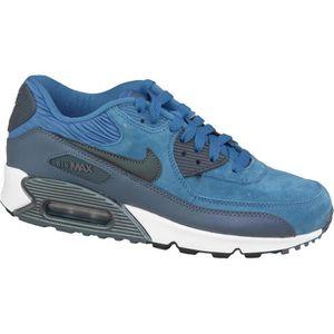 BASKET Nike Wmns Air Max 90 Lth 768887-401