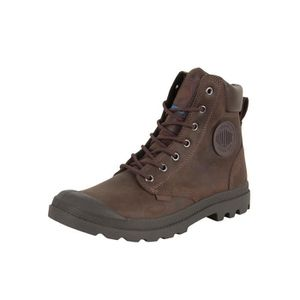 BOTTINE Palladium Homme Pampa Cuff WP LUX Boots, Marron