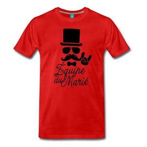 Équipe T Premium Evg Rouge Du De Marié Homme Shirt Spreadshirt® 4Aj5RL3