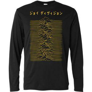 T-SHIRT T-shirt manches longues Homme - Joy Division - Jap